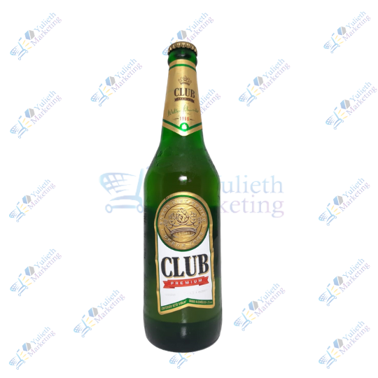 Club Premium Cerveza Retornable 550 cc