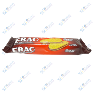 Costa Frac Galleta Chocolate 45 gr Pack x 4 un