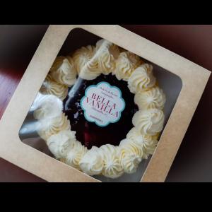 Bella Vanilla Cheesecake de Mora