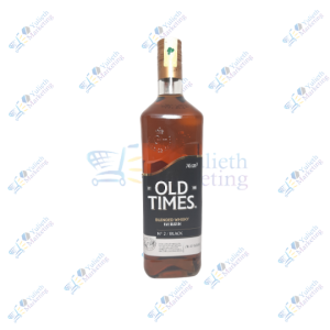 Old Times Black Whisky 745 ml
