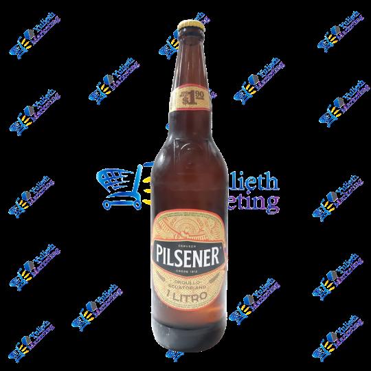 Pilsener Cerveza 1lt Retornable