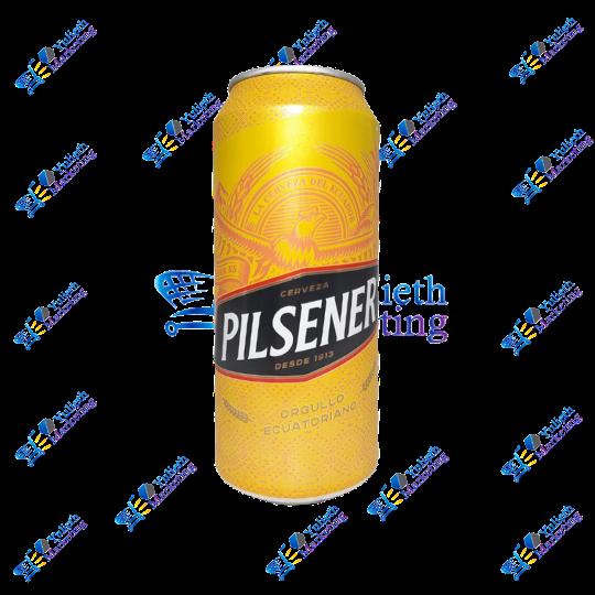 Pilsener Cerveza Lata 473 cm3