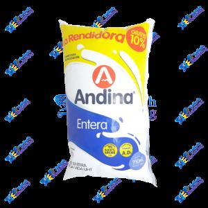 Andina Leche Entera Funda 990 ml