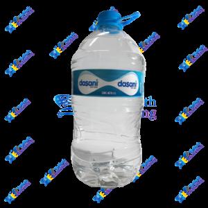 Dasani Agua Sin Gas 6 lt