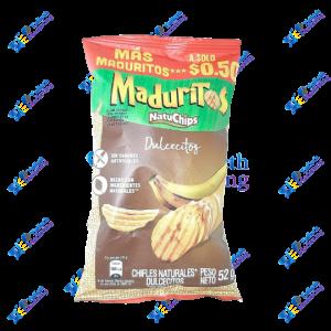 Maduritos Natuchips Dulces 52 g