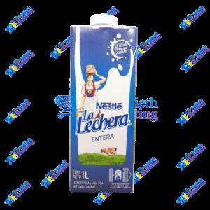 Nestlé La Lechera Leche Entera 1 lt