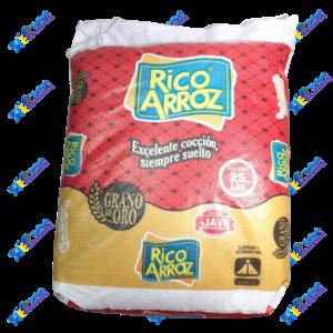 Rico Arroz Grano de Oro 25 lb