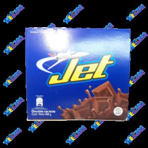 Jet Chocolate con Leche Display 18u (26g) 468g