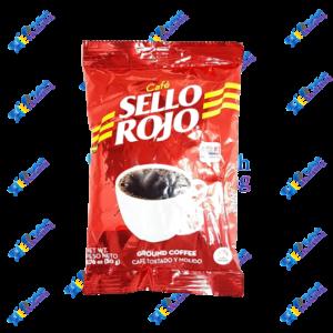 Sello Rojo Café de Pasar Tostado y Molido Sachet 50 gr